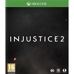 Injustice 2 (Xbox One) (輸入版)