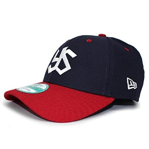 (ニューエラ) NEW ERA TOKYO YAKULT SWALLOWS 【NPB CLASSIC 9FORTY ADJUSTABLE/NAVY-RED】 東京ヤクルト スワローズ [並行輸入品]