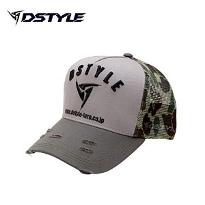 DSTYLE メッシュキャップ 2017カモ