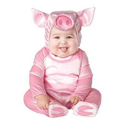 This Lil' Piggy Infant/Toddler Costume このリル?ピギー乳児/幼児コスチューム サイズ:18 Months/2T