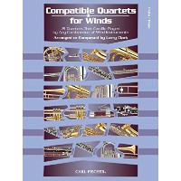Compatible Quartets for Winds - Flute/Oboe