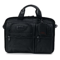 (トゥミ)TUMI 26516DH Alpha Ballistic Business T-Pass Medium Screen Laptop Slim Brief ビジネスバッグ Black...