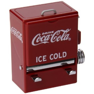 つまようじ ディスペンサー 楊枝入れ Tablecraft CC304 Coke Vending Machine Toothpick Dispenser