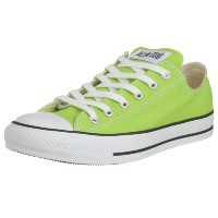 [コンバース] CANVAS ALL STAR COLORS OX 1B509CV AS CLR OX LIME GR (ライムグリーン/USA4)