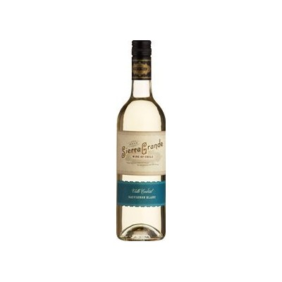チリ中央峡谷 Sierra Grande Sauvignon Blanc 750ml (case of 6)