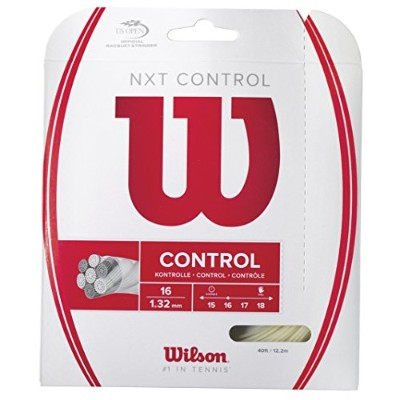 Wilson(ウイルソン) ストリング ガット NXT CONTROL (NXT コントロール) WRZ941900 単張