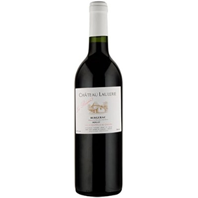 ベルジュラック Chateau Laulerie Merlot, Bergerac, 750ml. (case of 6)