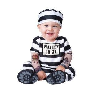 Time Out Infant / Toddler Costume 乳児/幼児コスチュームアウト時間 サイズ:12-18 Months
