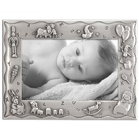 Malden Sweet Dreams Baby Metal Picture Frame by Malden