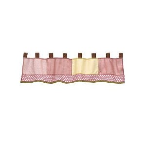Cocalo Abby's Farm Window Valance by Cocalo
