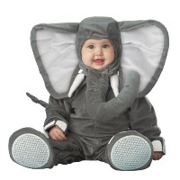 Lil' Elephant Elite Collection Infant / Toddler Costume リル?エレファントエリートコレクション幼児/幼児コスチューム サイズ:Toddler ...