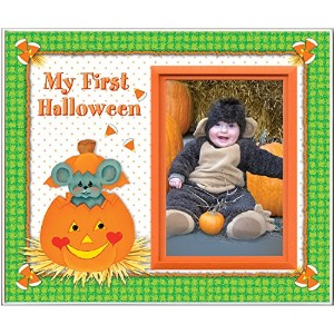 My First Halloween - Picture Frame Gift by Expressly Yours! Photo Expressions