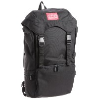 [マンハッタンポーテージ] Manhattan Portage 公式 Hiker Backpack MP2103CD BLK (Black)