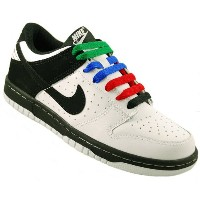 [ナイキ] Nike - Dunk Low GS [並行輸入品] - 310569103 - Size: 23.5