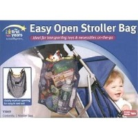The First Years Easy Open Stroller Bag by The First Years