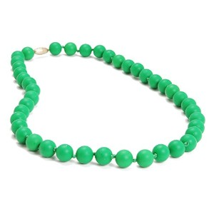 Chewbeads Jane Necklace - Green - All by Chewbeads