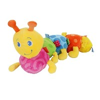 Mary Meyer Taggies Colours Toy, Caterpillar by Mary Meyer