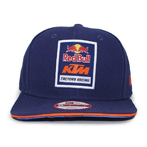 (ニューエラ) NEW ERA RED BULL KTM FACTORY RACING 【LOGO SNAPBACK/NAVY】 レッドブル KTM [並行輸入品]