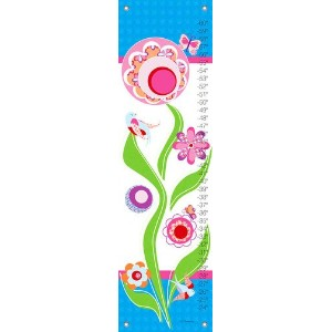 Oopsy daisy Sparrow Growth Chart by Jen Christopher, 12 by 42 Inches by Oopsy Daisy