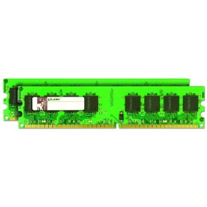 Kingston 4GB 533MHz DDR2 Non-ECC CL4 DIMM (Kit of 2) KVR533D2N4K2/4G