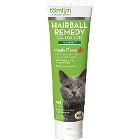 Tomlyn Hairball Remedy Gel for Cats, Maple Flavored, 2.5 oz by Tom Lyn