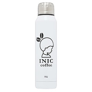 INIC Take Me Thermo Bottle ホワイト