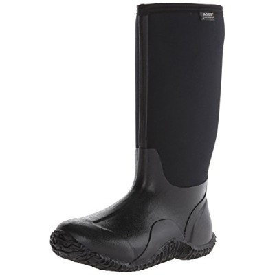 Bogs Standard Classic High Womens Boot Black 8 - 60152