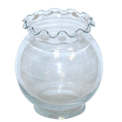 Anchor Hocking 4270 Goldfish Bowl Footed Ivy Ball by Anchor Hocking