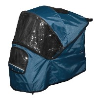 Pet Gear Weather Cover for Special Edition Pet Stroller, Blueberry by Pet Gear