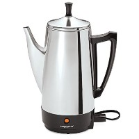 Presto プレスト 12-Cup Stainless Steel Coffee Maker コーヒーメーカー 【並行輸入品】