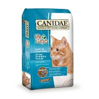 CANIDAE Life Stages Chicken Meal Rice Formula Cat Kitten Great Nutrition 4lbs