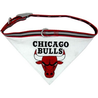 Chicago Bulls Bandana Collar Medium