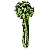 Multi Pet International 300-29004 Multi Pet Nuts for Knots with Tug Dog Toy 3.5in