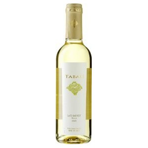 チリの白ワイン Tabali Late Harvest Muscat (37.5cl) (case of 6)