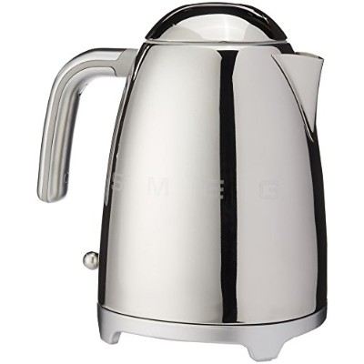 Smeg 1.7-Liter Kettle-Chrome by Smeg