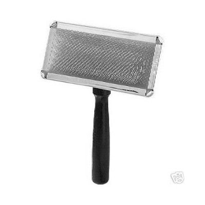 #1 All Systems Dog Grooming Slicker Brush-Large by #1 All Systems