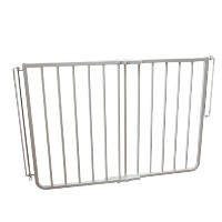 Cardinal Gates Outdoor Safety Gate, White by Cardinal Gates