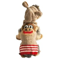 Chilly Dog Monkey Hoodie Dog Sweater, Small by Chilly Dog