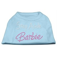 Step Aside Barbie Shirts Baby Blue M (12)