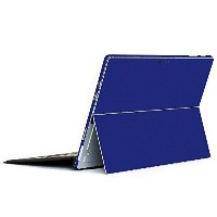wraplus for Surface Pro / Pro 4 [ブルー] スキンシール 背面 カバー フィルム ケース