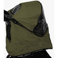 Pet Gear Weather Cover for Jogger Pet Stroller, Sage by Pet Gear