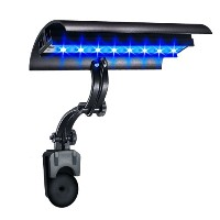 Wavepoint Technology WV01114 6 in. Led Clamp Super Blue, 8 X 1 W