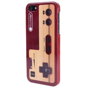 Thumbs Up UK Game Control Cover for iPhone 5 - Retail Packaging - Red [並行輸入品]
