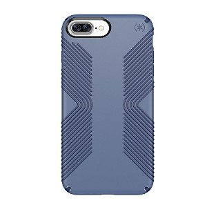 Speck Products Presidio Grip Cell Phone Case for iPhone 7 Plus - Twilight Blue/Marine Blue [並行輸入品]