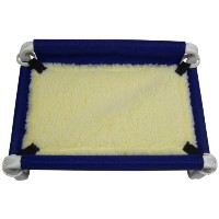 Rover Company Fleece Bed Pads, 12 by 18-Inch by Rover