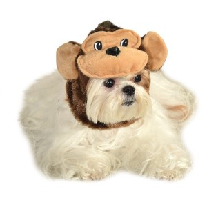 Rubie's Pet Costume Monkey Hat, Small to Medium by Rubie's
