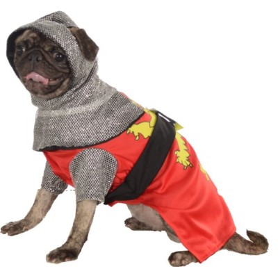Rubie's Pet Costume, X-Large, Knight Sir Barks-A-Lot by Rubie's