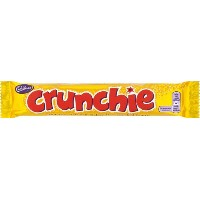 Cadbury Crunchie, 40-gram Bar (pack Of 12) キャドバリー クランチーバー