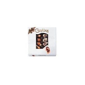 Guylian Belgian Chocolate Sea Shells, 8.82 Oz - Money Savings 3 Pack 並行輸入品 [海外直送]