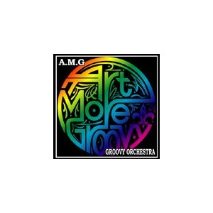 CD A.M.G/CD『GROOVY ORCHESTRA』